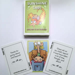 Set of Sunshine Cards